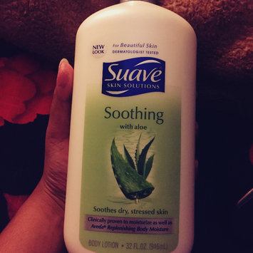 Photo of Suave® Soothing with Aloe Body Lotion uploaded by Angry B.