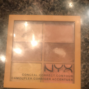 NYX Conceal, Correct, Contour Palette uploaded by Paola M.