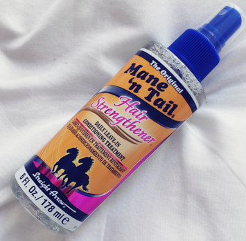 Photo of Straight Arrow® The Original Mane 'n Tail® Hair Strengthener™ Daily Leave-In Conditioning Treatment 6 fl. oz. Pump uploaded by Brooke B.