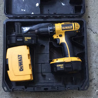 Dewalt 14.4 Volt Cordless Drill Driver Kit DC730KA uploaded by Michael N.