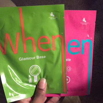 Photo of When Essence Mask - Travelmate 4 x 0.811 oz Mask Packets uploaded by Theresa D.