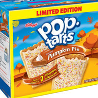 Kellogg's Pop-Tarts Frosted Pumpkin Pie Toaster Pastries uploaded by Sophia H.