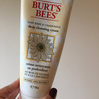 Burt's Bees Deep Cleansing Cream uploaded by Roxanne C.