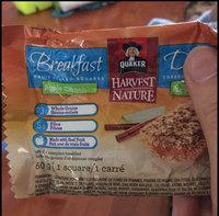 Quaker® Real Medleys Apple Nut Harvest Multigrain Fruit & Nut Bar uploaded by Paula L.