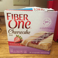 Fiber One Strawberry Cheesecake Bar uploaded by MK R.