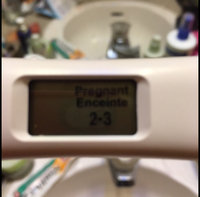 Clearblue Digital Pregnancy Test with Smart Countdown uploaded by Paula L.
