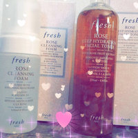 fresh Rose Cleansing Foam uploaded by kai f.