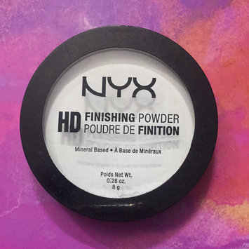 NYX HD Finishing Powder Banana uploaded by Selene R.