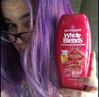 Garnier® Whole Blends™ Argan Oil & Cranberry Extracts Color Care Conditioner 12.5 fl. oz. Bottle uploaded by Wendy C.