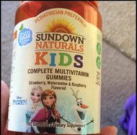 Disney Frozen 60-Count Complete Multi-Vitamin Gummies uploaded by Bridgett B.