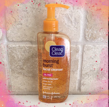 Clean & Clear - Morning Energy Skin Energising Daily Facial Wash 150ml uploaded by Kyra B.