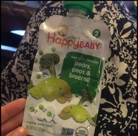 Happy Baby Organic Baby Food:  Stage 2 /  Simple Combos uploaded by Ella P.