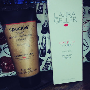Photo of Laura Geller Beauty Spackle Tinted Under Make-up Primer uploaded by Kirsty H.