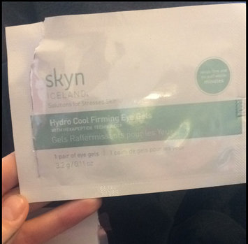 Photo of skyn ICELAND Hydro Cool Firming Gel Pads uploaded by Ella P.