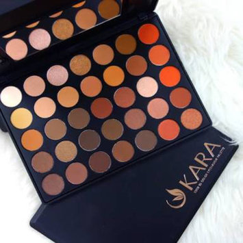 Photo uploaded to Morphe T35 Taupe Eyeshadow Pallet by Wendy B.