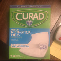 Medlne MEDLINE CUR47399 CURAD Sterile Non-Stick Pads uploaded by Teran F.