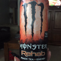 Monster Rehab Peach, 15.5 oz uploaded by Cayla M.