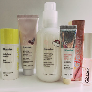 Photo of Glossier Phase 1 Set uploaded by Francesca M.