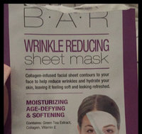 Look Beauty Products 00241W Masque Bar Wrinkle-reducing Sheet Mask 3 masks uploaded by Gia W.