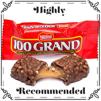 Nestle 100 Grand Candy Bar uploaded by Kat J.