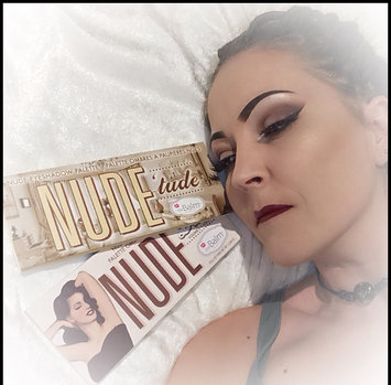 The Balm Nude'tude Palette uploaded by Tine D.