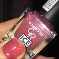 Golden Rose Magnetic Nail Lacquer - Star Effect (115 Metallic Spirited Magenta) uploaded by Meri E.