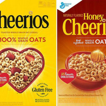 Photo of Cheerios General Mills Cereal uploaded by Abby M.