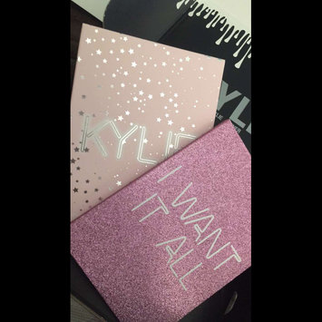 Photo of Kylie Cosmetics The Birthday Collection | I Want It All Palette uploaded by Del V.