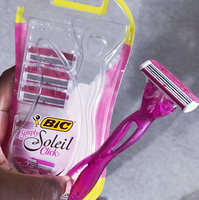 BIC Simply Soleil Click 1 Disposable Handle / 6 Cartridges uploaded by Maggie A.