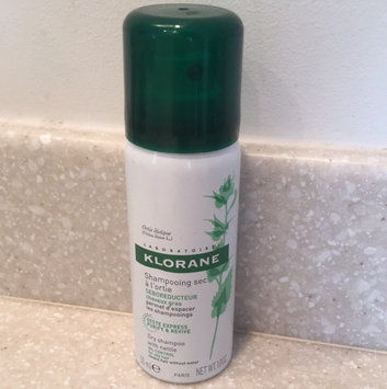 Photo of Klorane Dry Shampoo with Nettle uploaded by Kat N.