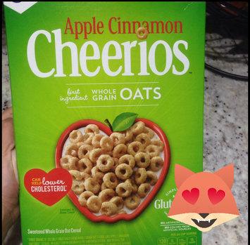 Cheerios Apple Cinnamon Cereal