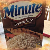 Minute Brown Rice uploaded by Ashley ✨.