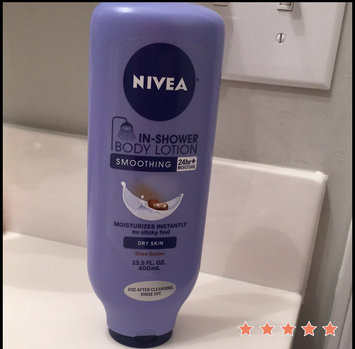 Photo of NIVEA Smoothing In-Shower Body Lotion uploaded by Victoria L.