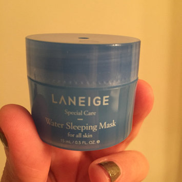 Photo of LANEIGE Water Sleeping Mask uploaded by Ivonne C.