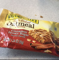Nature Valley Cinnamon Brown Sugar Soft-Baked Oatmeal Squares uploaded by Aubrey-Ana D.
