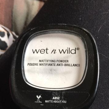 Photo of Wet N Wild Take On the Day Mattifying Powder uploaded by Adriana B.