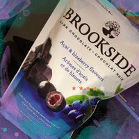 Brookside Dark Chocolate Acai & Blueberry Flavors uploaded by Ashley C.
