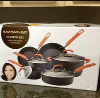 Rachael Ray Hard Anodized Cookware Set - 14 piece uploaded by Marci J.