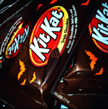 Photo of Kit Kat® Triple Chocolate Snack Size Halloween Candy Bars, 10.29 oz uploaded by Konstantina D.