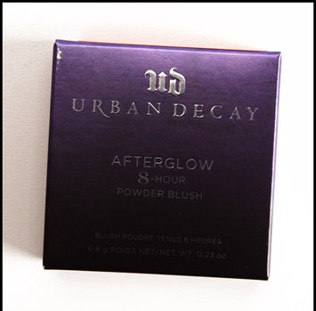 Photo of Urban Decay Afterglow 8-Hour Powder Blush uploaded by Marwa S.