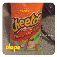 CHEETOS® Crunchy Flamin' Hot® Limon Cheese Flavored Snacks uploaded by Heather F.