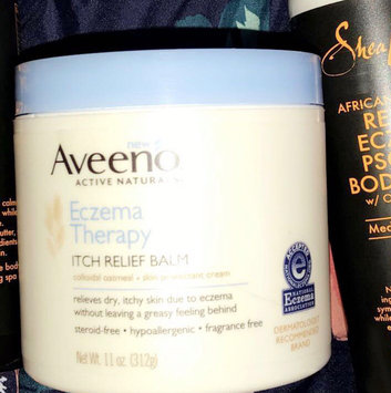 Photo of Aveeno® Eczema Therapy Itch Relief Balm uploaded by Angelita Y.