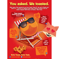 Cheez-It® Extra Toasty Crackers uploaded by Kat J.