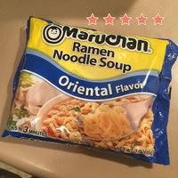 Maruchan Ramen Noodle Soup Oriental Flavor uploaded by Wendy C.