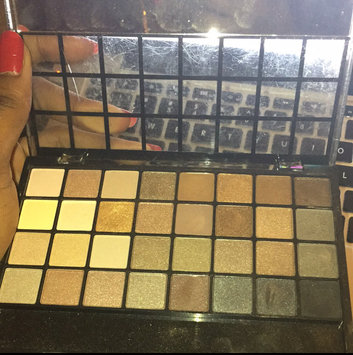 Photo of e.l.f. Studio Endless Eyes Pro Mini Eyeshadow Palette - Natural uploaded by Stephanie O.