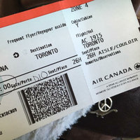 Air Canada uploaded by Thayna W.