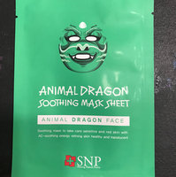 SNP Animal Dragon Soothing Mask Sheet uploaded by Gladys D.