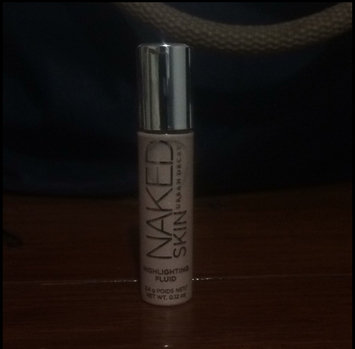 Photo of Urban Decay Naked Skin Highlighting Fluid uploaded by Saj T.