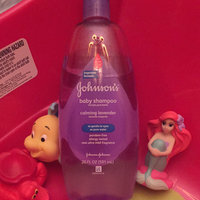 Johnson's® Natural Lavender Baby Shampoo uploaded by Hilary F.