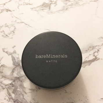 Photo of bareMinerals ORIGINAL Foundation Broad Spectrum SPF 15 uploaded by Camille O.